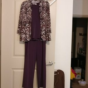 Easy wear by Chico's size 1 3 piece set
